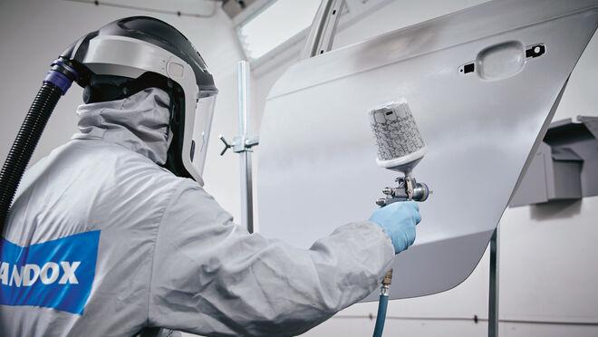 Standox reduce los tiempos de pintura de piezas a 36 minutos