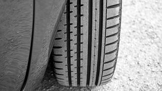 Neumáticos en mal estado, principal problema de los vehículos en Vigo