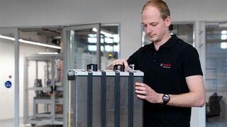 Bosch y Powercell desarrollarán la pila de combustible de hidrógeno