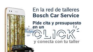 Citas a golpe de click en Bosch Car Service
