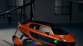 Automobile Barcelona contará con el primer coche volador