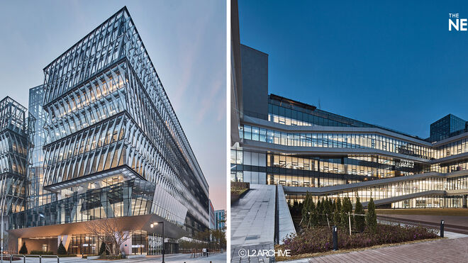 Nexen inaugura un complejo empresarial en Seúl
