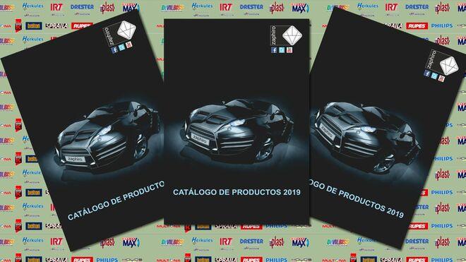 Zaphiro presenta su nuevo catálogo de productos 2019
