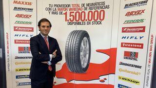 Grupo Total Neumáticos ficha a Jacobo Ruiz como gerente comercial