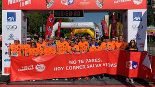 Ponle Freno reúne en Murcia a mil personas por la seguridad vial