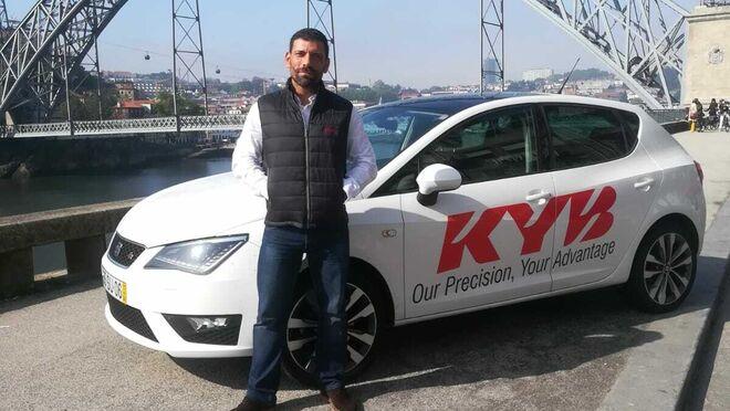El Road Show de KYB llega a Oporto