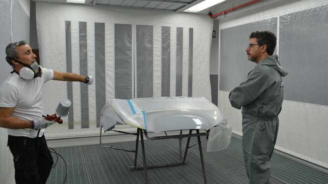 Nexa Autocolor presenta nuevos procesos de pintura