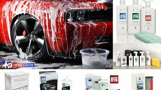 Hipercoche.com lanza ofertas en kits de limpieza Autoglym