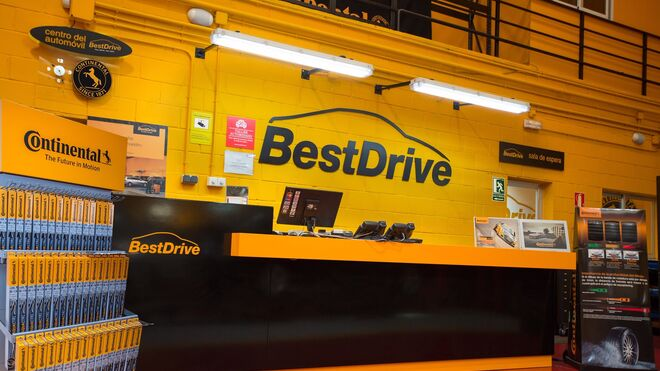 Best Drive, primera red en incorporar las nuevas escobillas AquaCTRL de Continental
