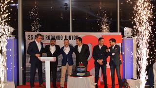 Tiresur y GT Radial celebran sus 25 años de relación