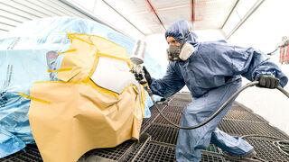 Automechanika desarrolla el primer concurso internacional de 'Body & Paint'