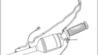 Mensaje de alerta del filtro de partículas en un Renault Laguna II: ¿cuál es la avería?