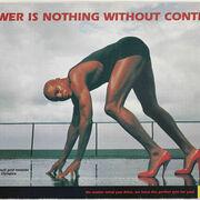 'La potencia sin control' de Pirelli cumple 25 años