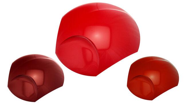 'Zooming Red' será el rojo de R-M