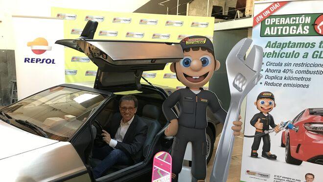 Confortauto fomenta la adaptación al GLP aliado con Repsol