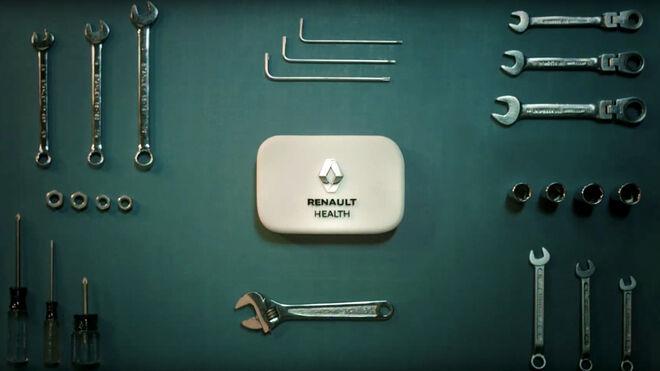 Mimo en el quirófano de la red de Renault