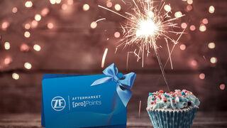 ZF [pro]Points cumple un año de vida