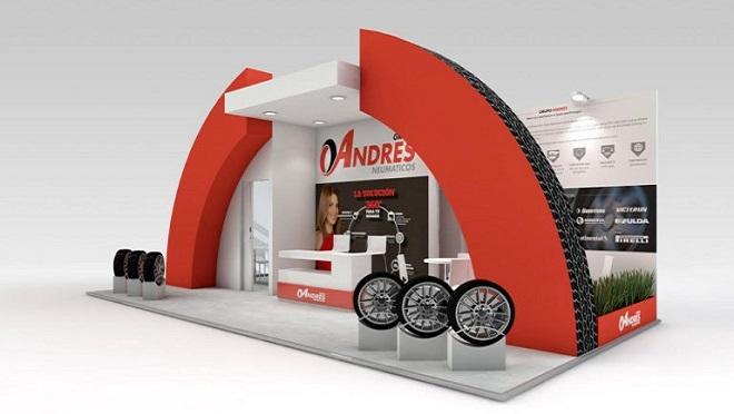 Grupo Andrés estará presente en Autopromotec