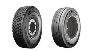 Michelin pone a la venta nuevos neumáticos para camiones