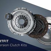 Smartfit, la nueva gama de kits para embragues de Blue Print