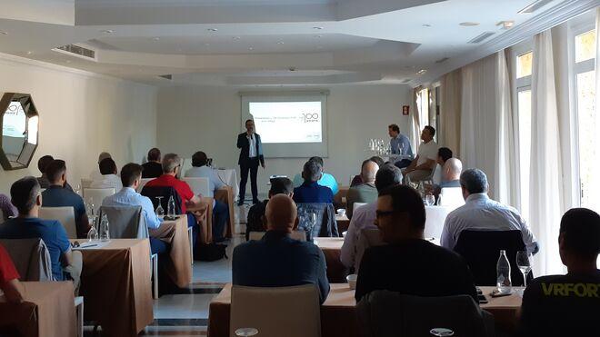 BASF Coatings Services Cataluña celebra con sus clientes los 100 años de R-M