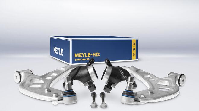 Nuevo juego de brazo transversal de Meyle-HD para BMW y Mini