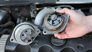 Consejos de montaje para la prevención de daños en la bomba de agua