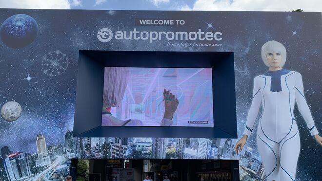 Mejoras digitales en la reparación en la 'Officina' de Autopromotec 2019