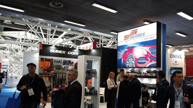 Sernauto agrupa en un pabellón a las empresas españolas de Autopromotec