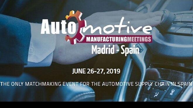 Automotive Meetings Madrid llega a Ifema los próximos 26 y 27 de junio