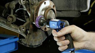El óxido acumulado o un mal montaje pueden causar que el buje no gire