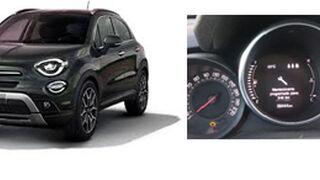 Cómo realizar ajustes en un Fiat 500X 1.3 MultiJet dotado de unidad de seguridad