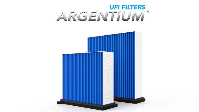 UFI Filters presenta en Autopromotec su gama de filtros Argentium