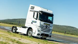 Goodyear presenta los  nuevos Kmax Gen-2 y Fuelmax Gen-2 para camión