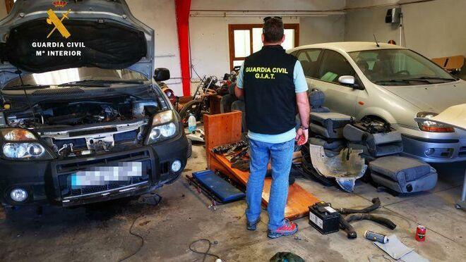 Talleres de Burgos exigen más dureza contra los talleres ilegales