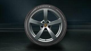El Porsche Macan incorporará los Azenis FK510 de Falken como primer equipo