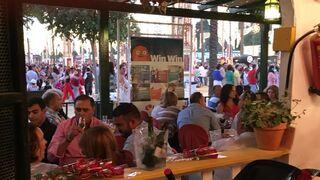 Lausan cumple un año en Jerez de la Frontera (Cádiz)