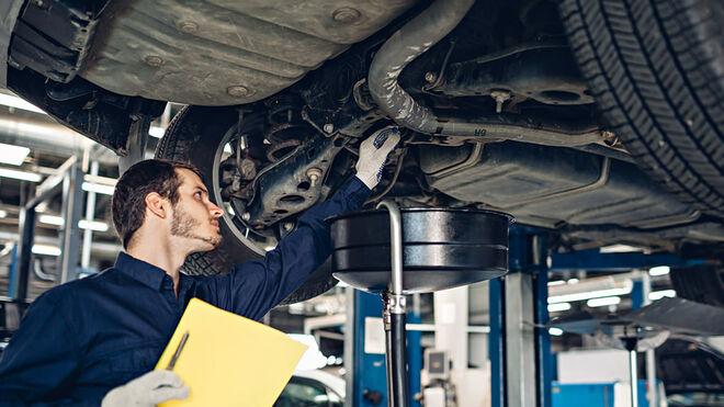 La importancia del aceite de transmisión