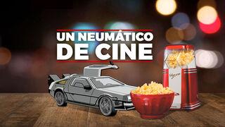 Kumho celebra el patrocinio de Autocine Madrid RACE con promociones
