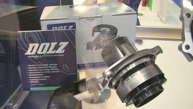 Dolz presenta su gama de productos en Autopromotec 2019