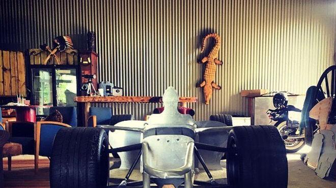 Un Fórmula 1 para conducir por ciudad