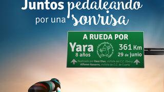 bilstein group se suma al reto solidario 'A rueda por Yara'