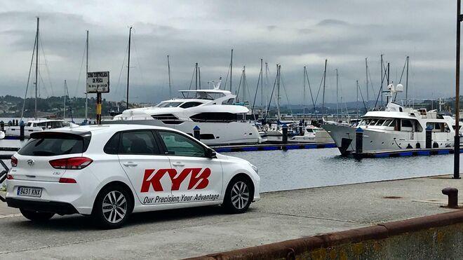 Galicia, nueva parada del Road Show de KYB