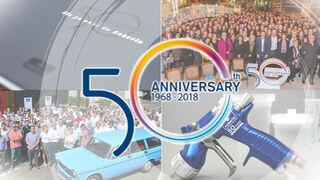 Roberlo:  50 años, 50 acciones