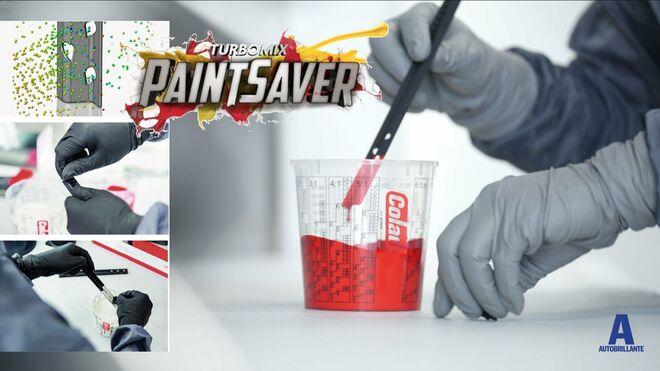 Las varillas Turbomix permiten ahorrar en los procesos de pintura