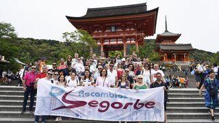 Recambios Segorbe celebra su Convención Oro en Japón