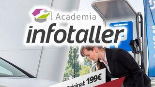 Curso sobre Sistemas híbridos y eléctricos enchufables Plug-in de Academia Infotaller