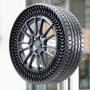 Ocho prototipos de neumáticos que prometen solucionar los pinchazos
