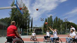 Bridgestone organiza una jornada con atletas paralímpicos