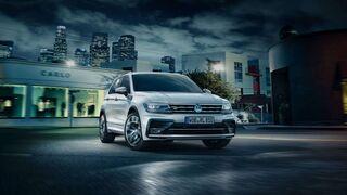 Volkswagen alerta de un fallo en los muelles helicoidales del Tiguan Allspace